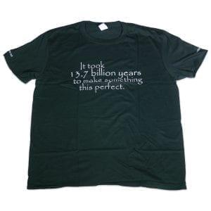 13 billion Years shirt