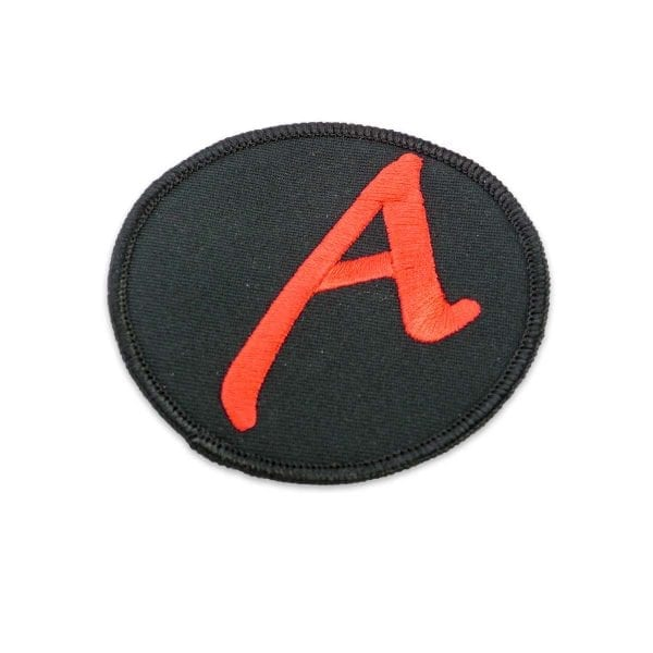 Scarlet Atheist Patch