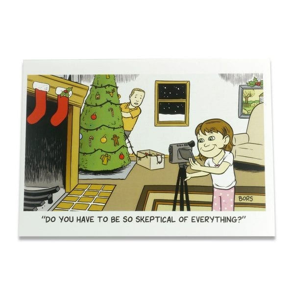 CSI Holiday Card Pack