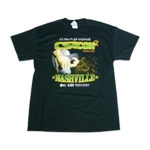 CSICon 2012 Shirt
