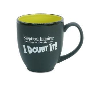 I Doubt It Mug