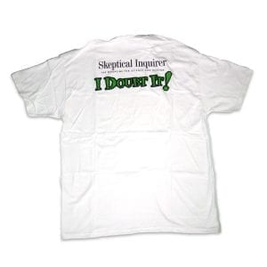 I doubt it White Shirt