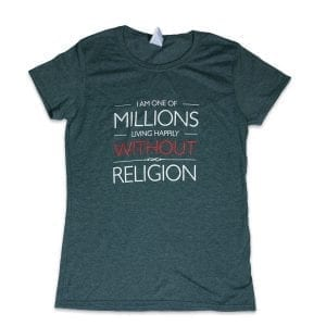 I Am One of Millions Shirt