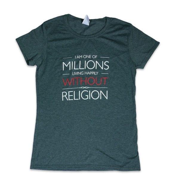 I Am One of Millions Shirt
