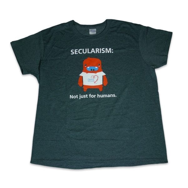 Secularism - Humans