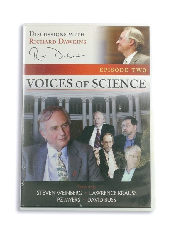 Voices of Science Discussions with Richard Dawkins - Episode 2