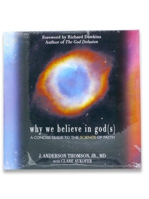 Why We Believe in Gods DVD