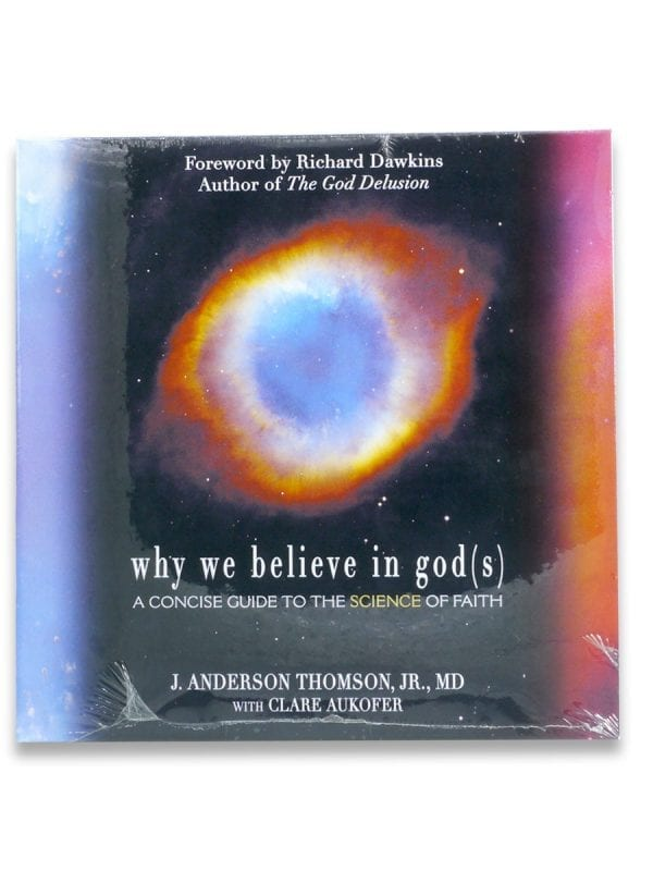 Why We Believe in Gods DVD