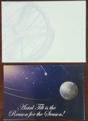 Axial Tilt Cards