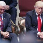 Donald Trump Mike Pence Johnson Amendment