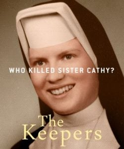 The Keepers Sister Cathy