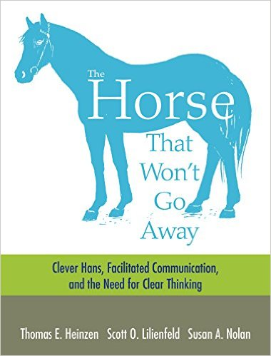 The Horse That Won't Go Away book cover