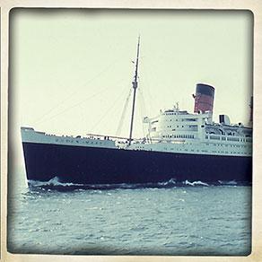 Queen Mary exterior