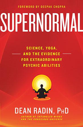 Supernormal book cover