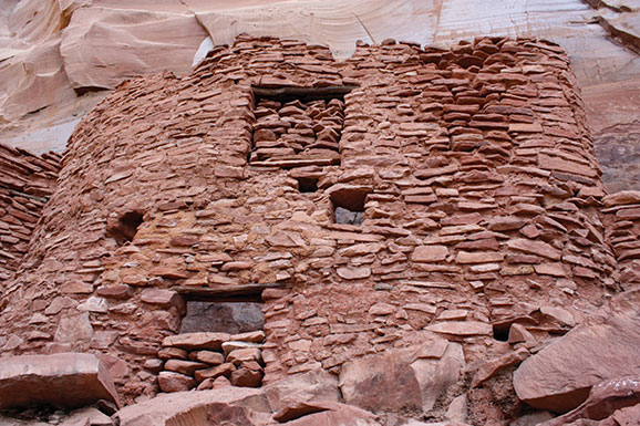 dwelling of the ancient Sinagua people