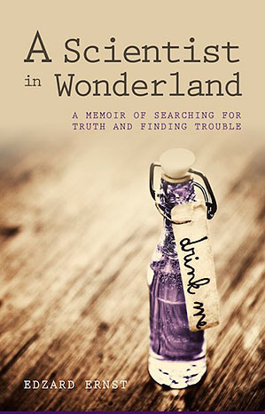 A Scientist in Wonderland book cover