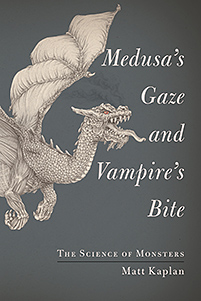 Medusa's Gaze and Vampire's Bite book cover