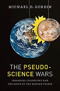 The Pseudoscience Wars book cover