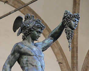 statue of Perseous