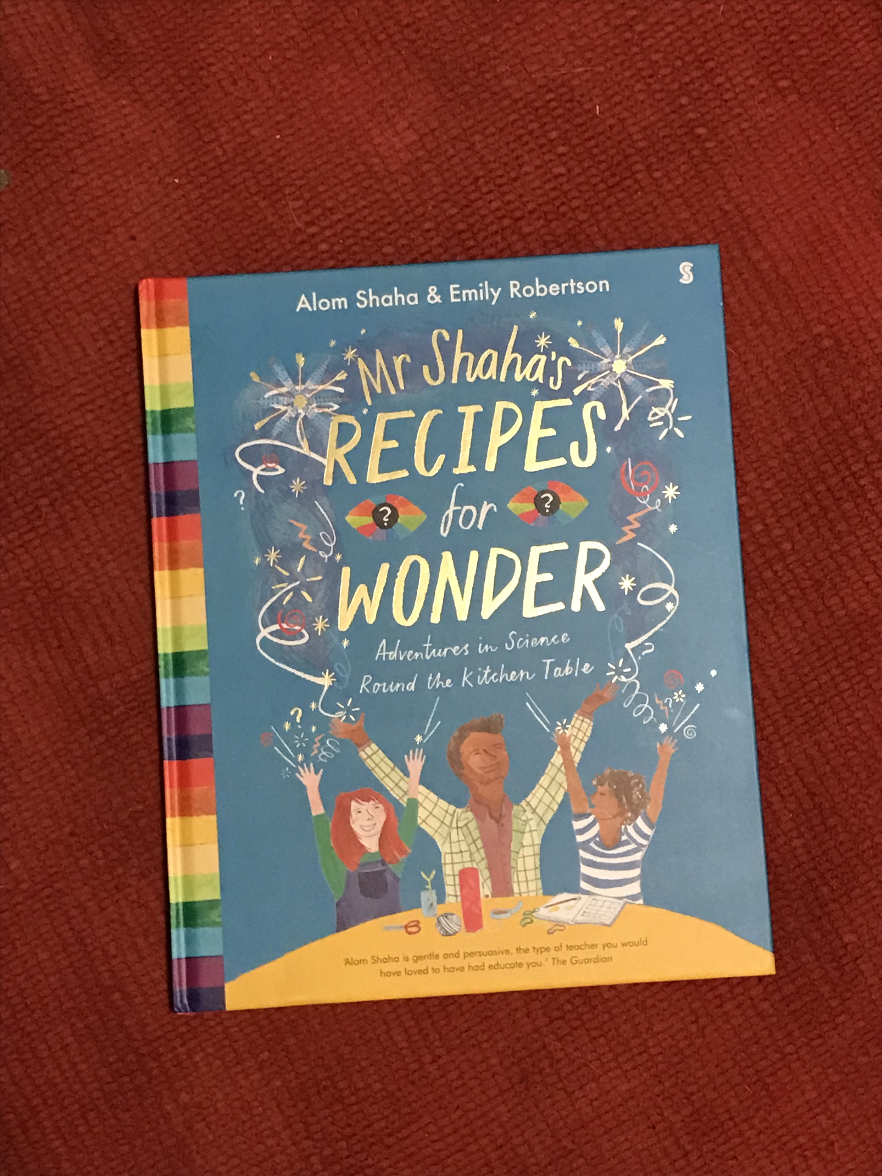 Mr  Shaha's Recipes For Wonder – An Interview with Author