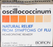 The True Story of Oscillococcinum